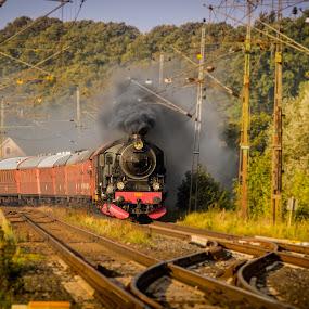 by Jocke Mårtensson - Transportation Trains (  )
