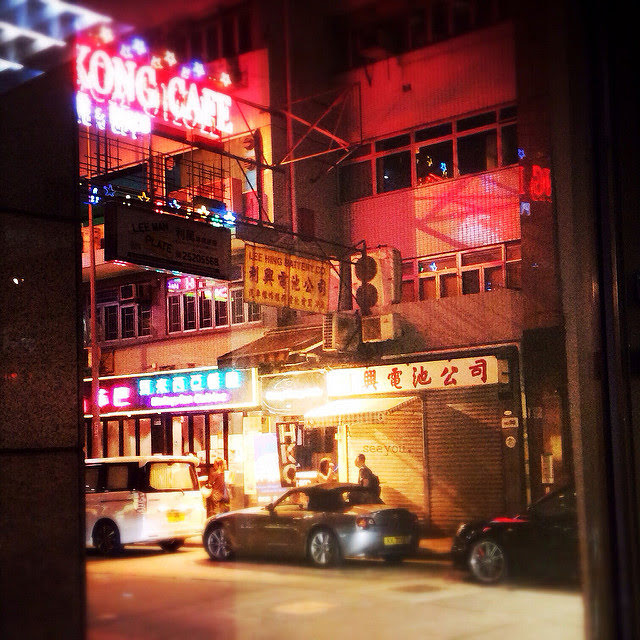 hong kong, Night, nighttime, street, Wanchai, 之夜, 灣仔, 街, 香港