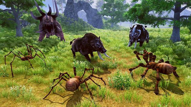 Ultimate Spider Simulator apk screenshot