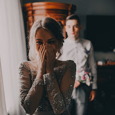 Wedding photographer Maksim Pyanov (maxwed). Photo of 09.09.2018