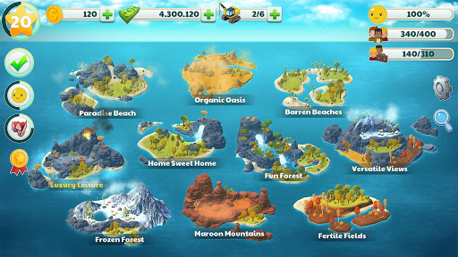 Town City - Village Building Sim Paradise Game 2.2.3 screenshots 8