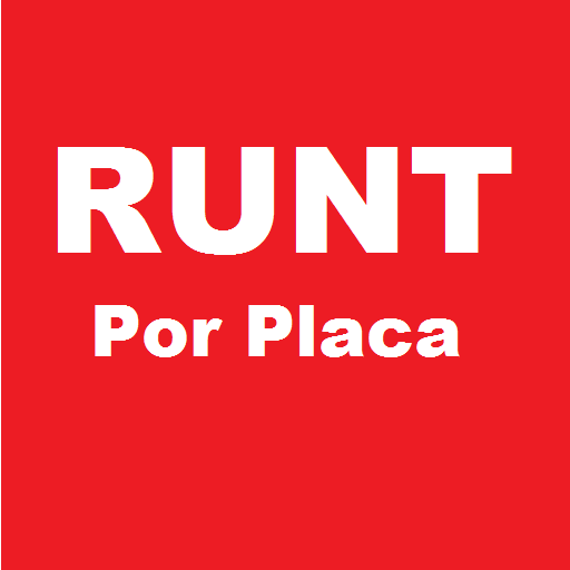 RUNT POR PLACA (app)