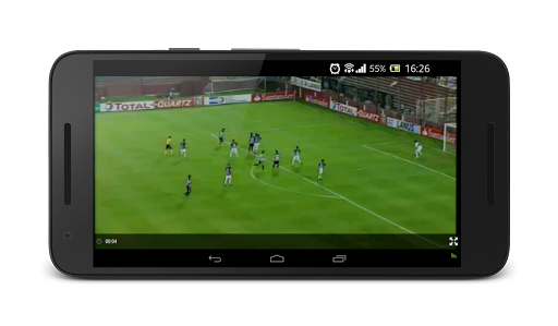 Live Spanish Soccer screenshot 2
