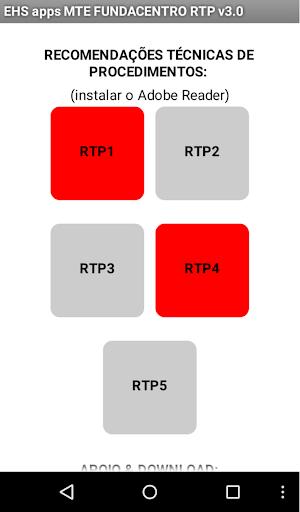 MTE Fundacentro RTP BR
