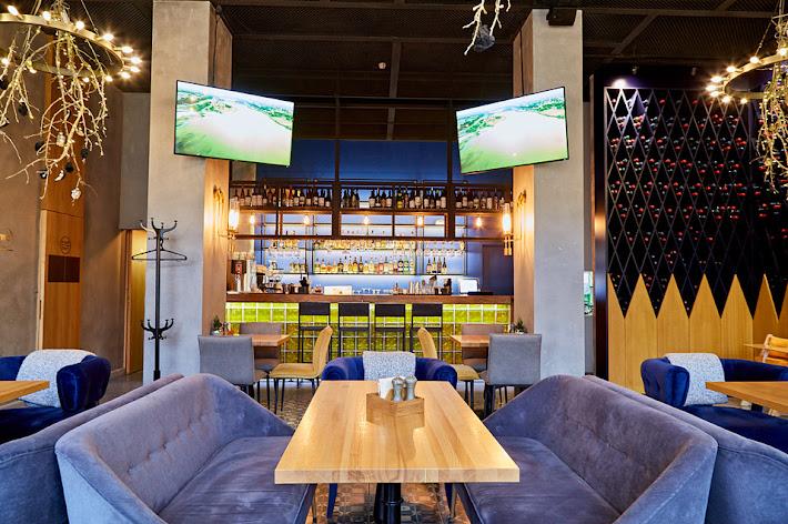 Фото №2 зала Cafe-bar Dilly