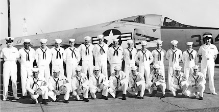 Photo: VT 26 enlisted personnel circa 1960