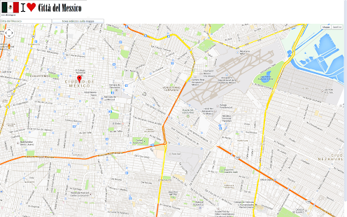 Mexico City map Apps on Google Play
