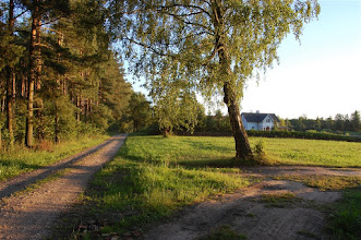 """Photo: Skitławki (Skittlauken) są ślicznie położone nad zatoką Rudnia (odnoga jez. Jeziorak). Oferta turystyczna: gospodarstwo agroturystyczne """"Eden"""",  http://www.edenskitlawki.pl/"""