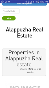 Kerala Real Estate Properties- screenshot thumbnail