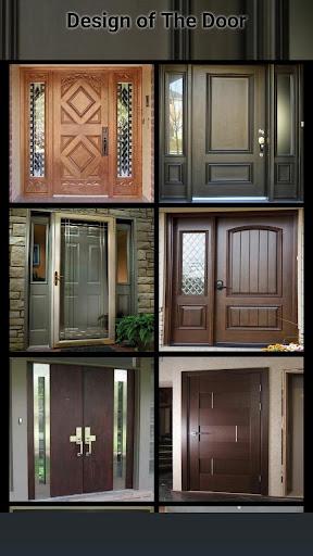 ドアの設計