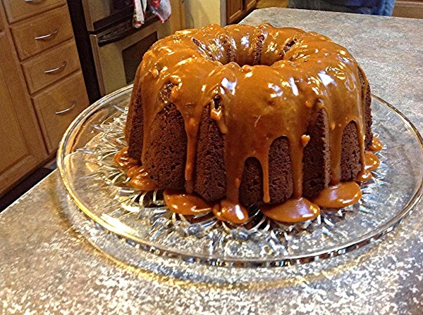 Bisquick Butter Pecan Pound Cake Recipe