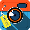 InstaPrice: Add Price to Photo icon