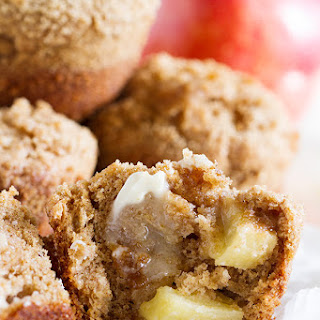 Apple Cinnamon Muffins.