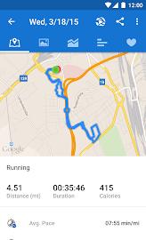 Runtastic Running PRO Screenshot 4