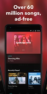 TIDAL Music - Hifi Songs, Playlists, & Videos Screenshot