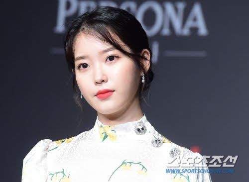 Lee Ji-eun(IU) debuts in the Netflix Original Series film 'Persona'
