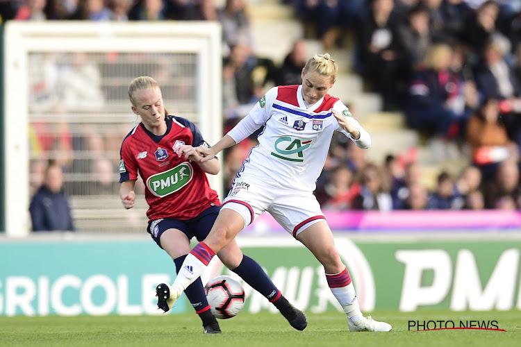 🎥 Herbeleef het doelpunt van Silke Demeyere tegen Amiens