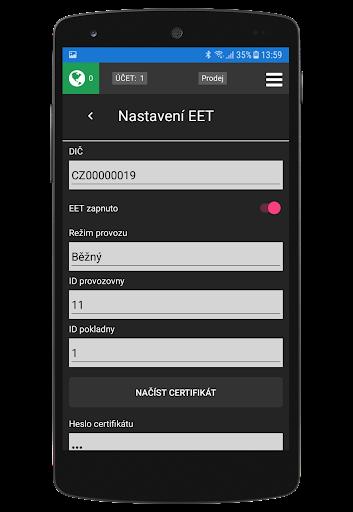 Profi u00dau010dtenka - EET 3.8 screenshots 8