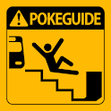 Pokeguide App - Even dummies won't get lost again icon