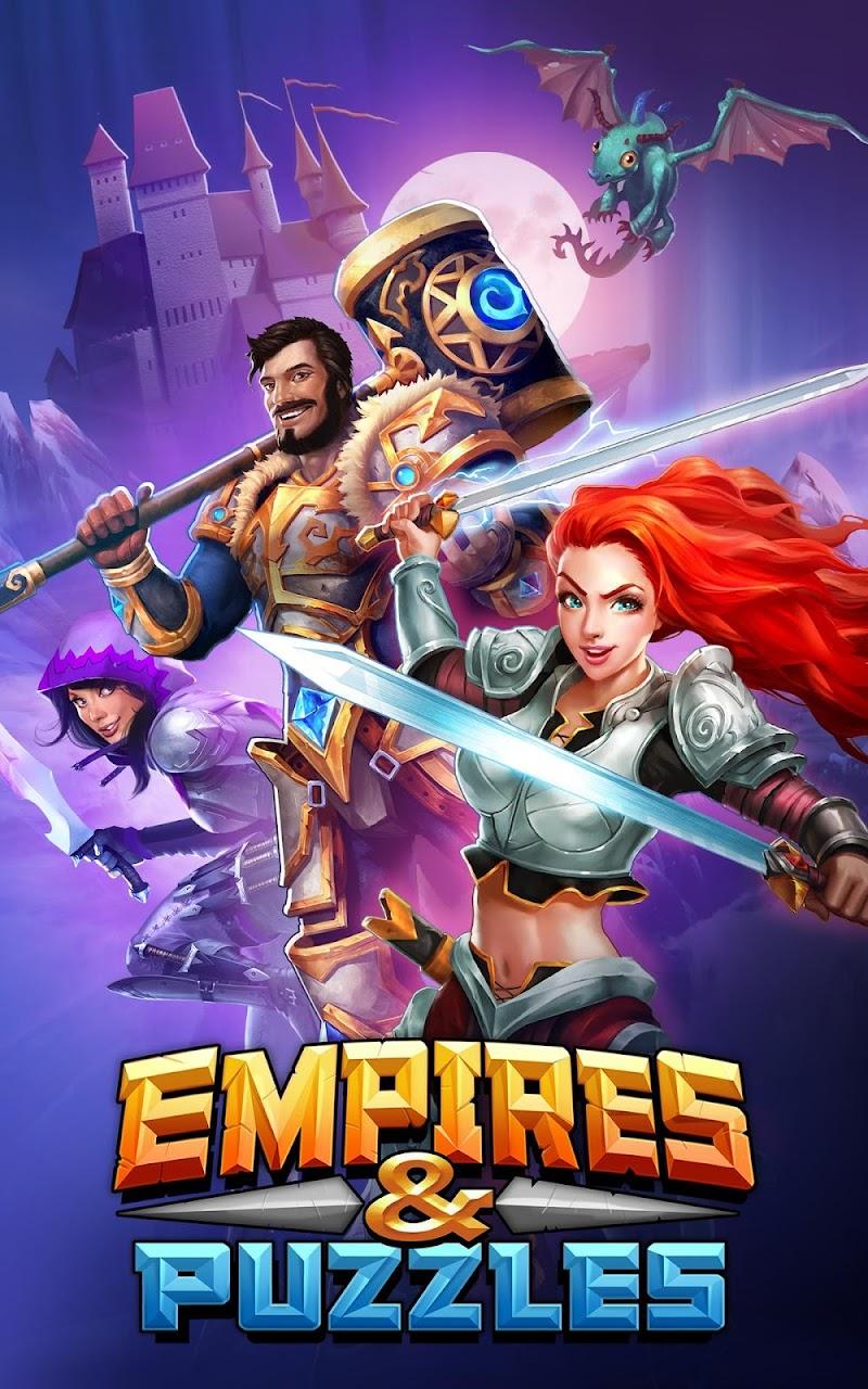 Empires & Puzzles: RPG Quest Screenshot 11