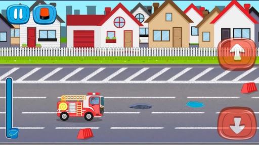 Kids Fire Patrol Screenshot