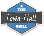 Logo for The Town Hall Grill