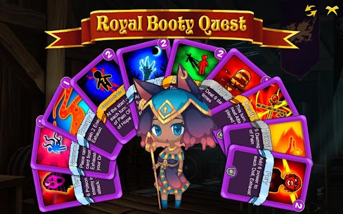 Royal Booty Quest: Card Roguelike 5