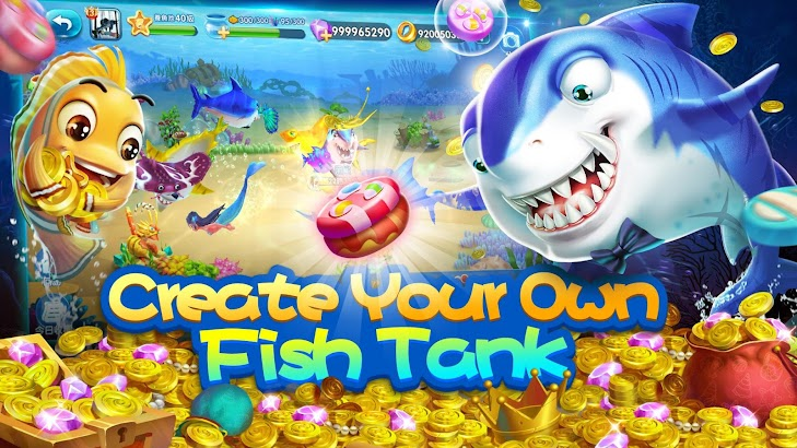 Fish is Coming: Best 3D Arcade screenshot