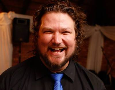 Adrian Ziller, Managing Director, Blue Pencil Creative.