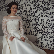 Wedding photographer Sergey Maksimov (061202). Photo of 03.02.2017