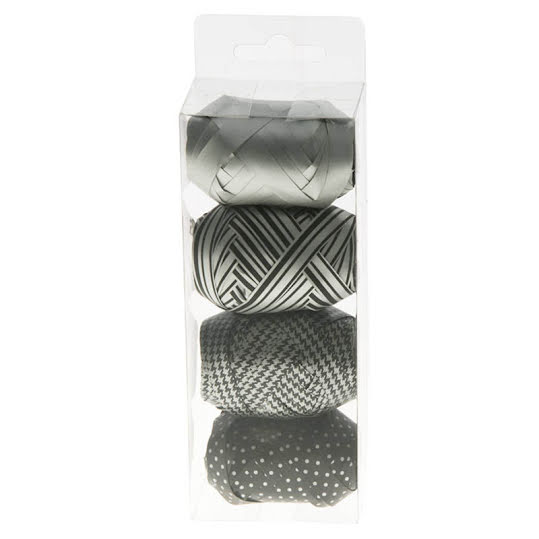 Presentband Silver 4-Pack
