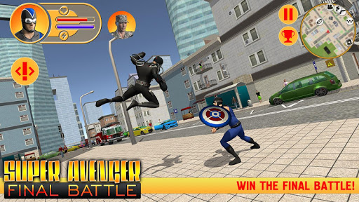 Super Avenger: Final Battle for PC