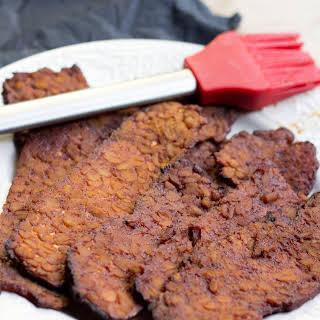 Vegan Tempeh Bacon.