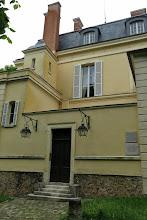 Photo: le Château de Madame du Barry, dit Pavillon des Eaux