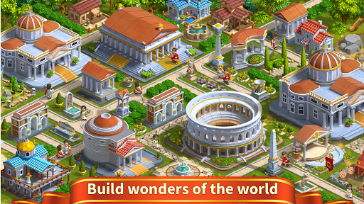 Rise of the Roman Empire: City Builder & Strategy screenshots 6