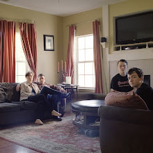 Photo: title: Beth, Sean, Gus & Mac Tremblay, Williamsburg, Virginia date: 2013 relationship: friends, met through old school Portland years known: 20-25