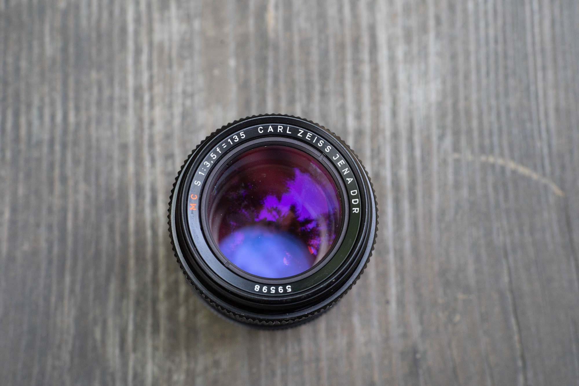 Carl Zeiss 135mm f3.5