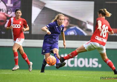 Jong talent Anderlecht en Red Flame trekt naar het buitenland