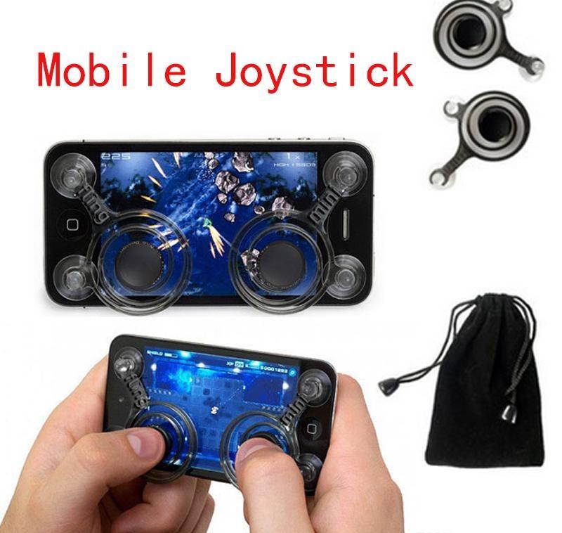 2 X Mini Joystick Jeux Smartphone Tablette Mobile Analogiques Clip intelligent  www.avalonkef.com 2.jpg
