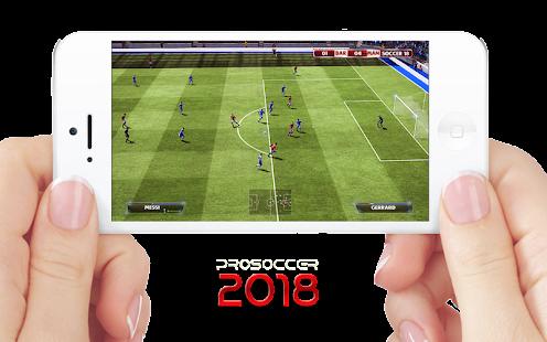 Ultimate Evolution: Soccer 2018 - náhled