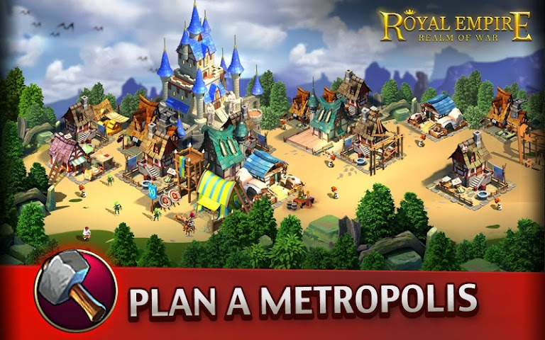android Royal Empire: Realm of War Screenshot 2