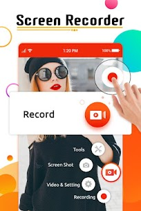 HD Screen recorder –  Game, Video Call Recording Apk  Download For Android 1