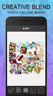 Shape Collage - Automatic Photo Collage Maker