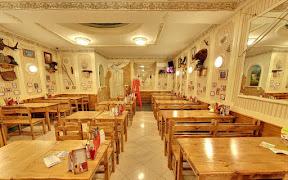 Ресторан Золотая вобла на Сокольнической