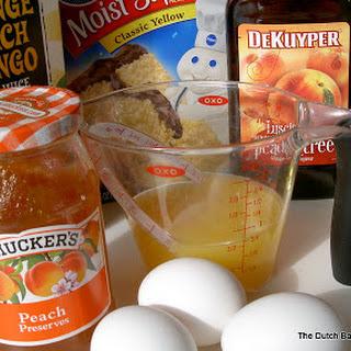 Peach Schnapps Dessert Recipes.