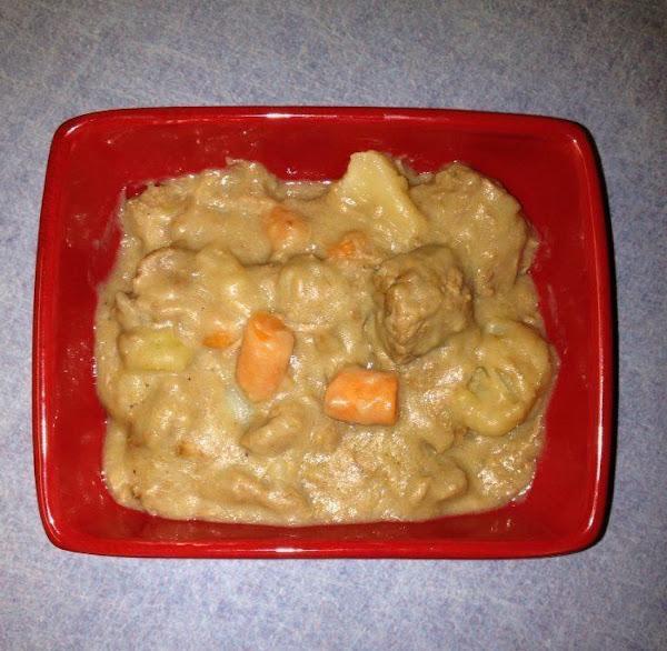 Eileen's Irish Stew Recipe