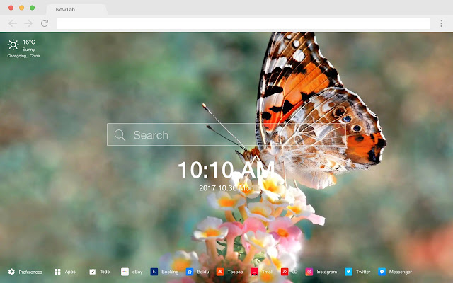Colorful Photography New Tabs HD Themes