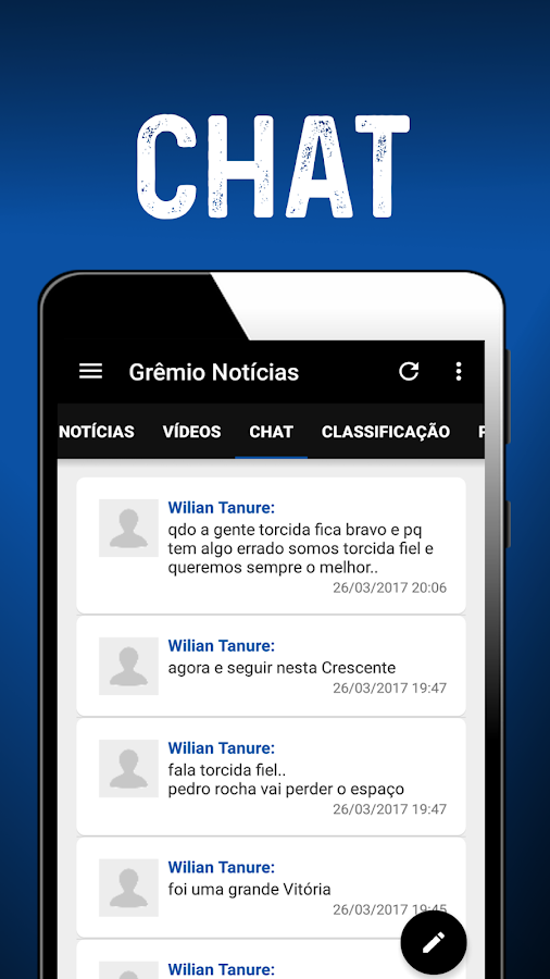 Not cias do gr mio android apps on google play for App noticias android