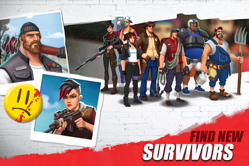 Zombie Faction - Battle Games for a New World  screenshots 10