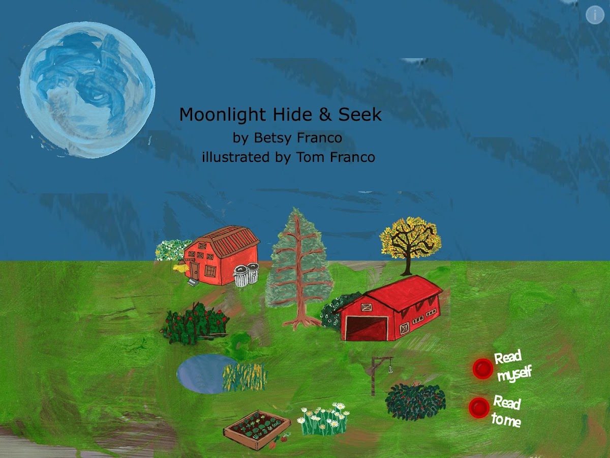 Moonlight Hide and Seek- screenshot